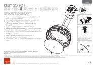 Istruzioni di Montaggio - Studio Italia Design