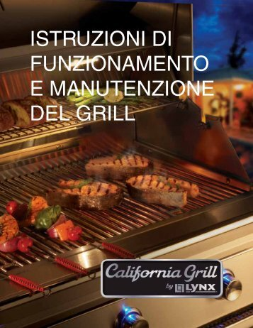 Manuale Grill - Solisa.It