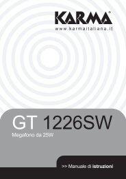 GT 1226SW - Karma