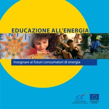 EDUCAZIONE ALL'ENERGIA - ManagEnergy