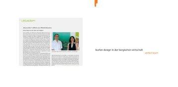 burlon design in der bergischen wirtschaft artikel lesen