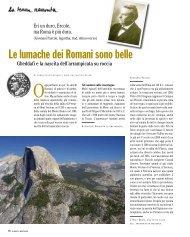 Di Fabrizio Ottaviani: Le lumache dei romani sono belle - Ardia.ch