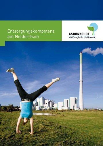 Entsorgungskompetenz am Niederrhein - cantaloop