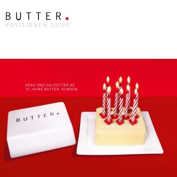 P O S I T I O N E N 03 / 9 - Butter