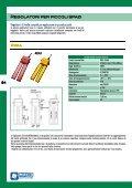 schede tecniche per regolatori di livello - Page 7