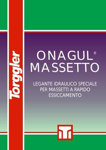 ONAGUL MASSETTO - Torggler