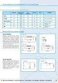 Indicatori di livello capacitivi Livellostati ... - comer-italia.com - Page 3