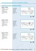 Indicatori di livello capacitivi Livellostati ... - comer-italia.com - Page 7