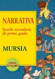 Scuola secondaria di primo grado - Narrativa