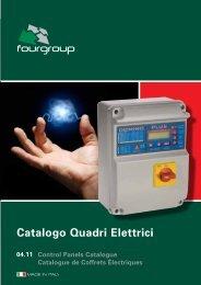 Catalogo Quadri Elettrici - Mwr Italia