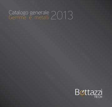 Catalogo Gemme e Metalli 2013 - Bottazzi Tech Srl