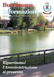 Luglio 2012 - Comune di Buccinasco