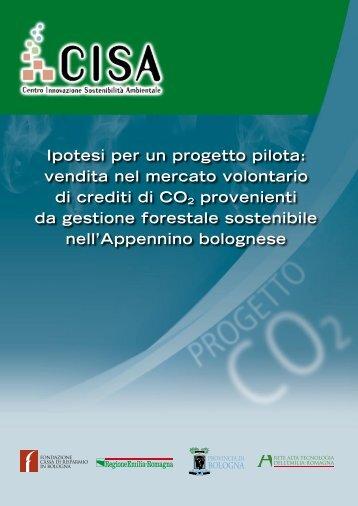 Ipotesi per un progetto pilota: vendita nel mercato ... - Centro CISA