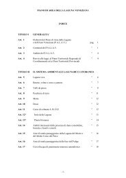 scarica le norme tecniche di attuazione - PTRC Piano Territoriale ...