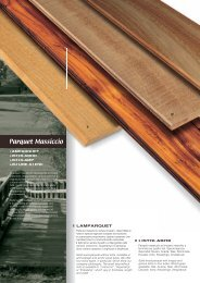 Parquet Massiccio - Puntoparquets.it