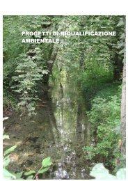 PROGETTI DI RIQUALIFICAZIONE AMBIENTALE - Provincia di Milano