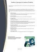 Oberflächenreinigungskonzepte - Schnick Industrieberatung bietet - Seite 2