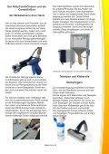 Oberflächenreinigungskonzepte - Schnick Industrieberatung bietet - Seite 5