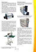 Oberflächenreinigungskonzepte - Schnick Industrieberatung bietet - Seite 7