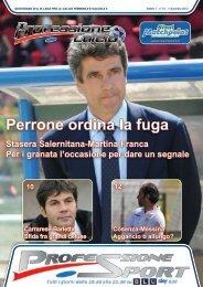 Perrone ordina la fuga - Professione Calcio