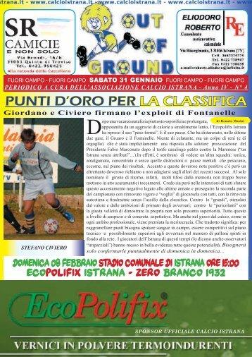 GIORNALINO 4 indd.indd - istrana Calcio