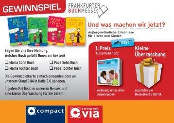 Und was machen wir jetzt? - Compact Verlag