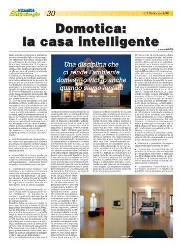 Cabinio duina massett for La casa domotica