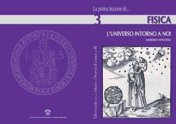 L'universo intorno a noi Massimo Capaccioli - News