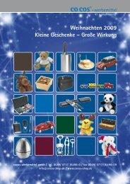 weihnachten 2009 werbemittel pdf-katalog - FTP Directory Listing