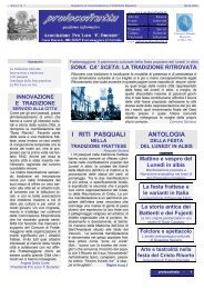 quaderno informativo N1 2004 .PDF - Associazione Pro Loco F ...
