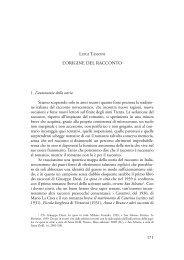 L'origine del racconto - Dessì - Luigi Tassoni