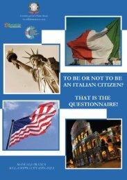 Clicca qui - Consolato Generale d'Italia a Boston