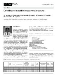 Cocaina e insufficienza renale acuta