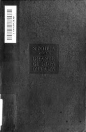 Storia della grande guerra d'Italia - University of Toronto Libraries