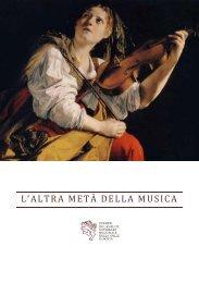 L'ALTRA METÀ DELLA MUSICA - Cittadella dei Giovani