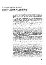 Marco Aurelio Camisani, un viterbese alla Corte di Varsavia