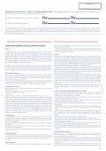 Contratto Carte di credito Genertel - Consel - Page 2