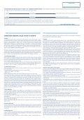Contratto Carte di credito Consel - Page 2
