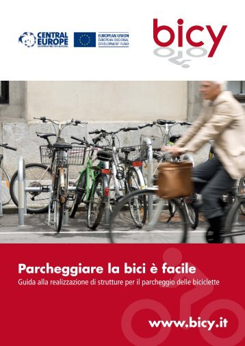 Parcheggiare la bici è facile www.bicy.it
