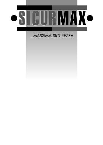 Catalogo Armadi Serie Acciaio - Sicurmax