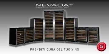Scarica il nostro Catalogo. Qui troverai tutte le ... - Nevada Group
