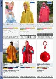 Schirme - Condi-Werbung