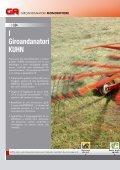 GA Giroandanatori Monorotore - Kuhn - Page 2