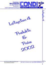 Leitsystem 4.p65 - Condi-Werbung