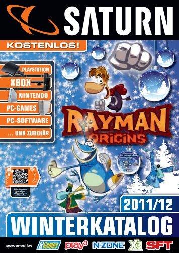 Saturn Winter-Katalog 2011 - Computec Media AG