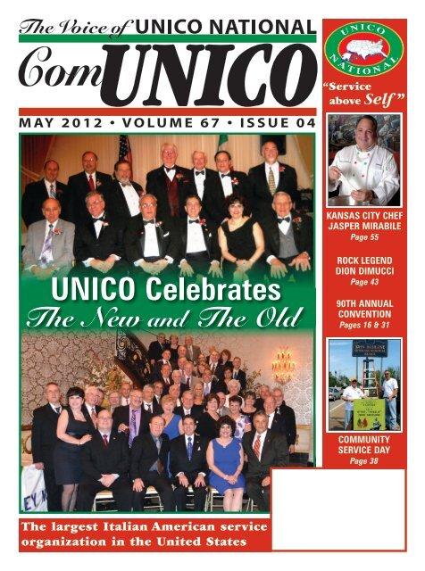Comunico May 2012 Unico National