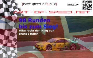 {have speed in focus!} Brands Hatch 03 / 2013