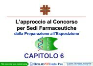 6.isomeri-FINALE prof. V. Santagada.pdf - Ordine dei Farmacisti ...