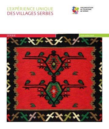 DES VILLAGES SERBES - IDEOZ Voyage Curieux