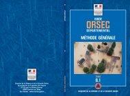 Guide ORSEC départemental - Cedre